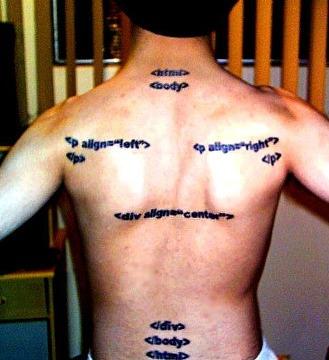 Tattoo designs uk men geek tattoos flickr for Nerd tattoo designs